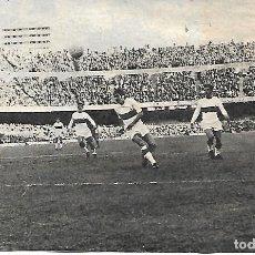 Collezionismo sportivo: ELCHE CF: RECORTE DE ARAQUISTÁIN BATIDO POR FUSTÉ. 1969. Lote 269821628