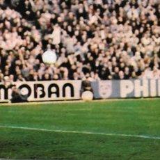 Collezionismo sportivo: ELCHE CF: GRAN RECORTE DE ESTÉBAN ANTE NETZER. 1974. Lote 269824523