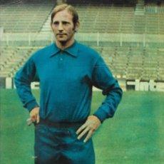Coleccionismo deportivo: ATHLETIC DE BILBAO: PÓSTER DE MARRO. 1975. Lote 270245923