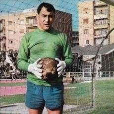 Coleccionismo deportivo: DEPORTIVO ALAVÉS: PÓSTER DE ALARCIA. 1975. Lote 270246238