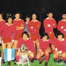 Coleccionismo deportivo: INDEPENDIENTE DE AVELLANEDA ( ARGENTINA ): PÓSTER DE UN EQUIPO DE 1975. Lote 270246338