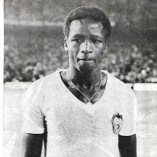 Coleccionismo deportivo: VALENCIA CF: RECORTE DE KEITA. 1974. Lote 270255438