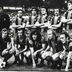 Coleccionismo deportivo: BARÇA: RECORTE DE UN EQUIPO DE 1975. Lote 270255688