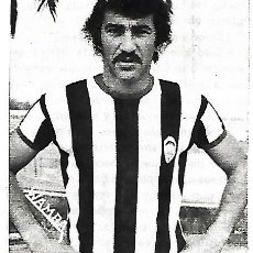 Coleccionismo deportivo: CD. CASTELLÓN: RECORTE DE CIOFFI. 1975. Lote 270256028
