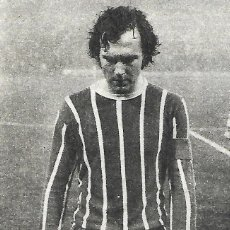 Coleccionismo deportivo: BAYERN MUNICH ( MUNCHEN ): RECORTE DE BECKENBAUER. 1975. Lote 270256868