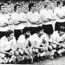 Coleccionismo deportivo: UD. SALAMANCA: RECORTE DE UN EQUIPO DE 1975. Lote 270257613