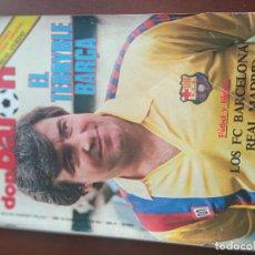 Coleccionismo deportivo: REVISTA DON BALON FC BARCELONA. Lote 277695793