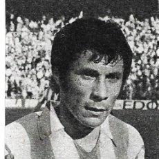 Coleccionismo deportivo: ATLÉTICO DE MADRID: RECORTE DE BAENA. 1975. Lote 277729533