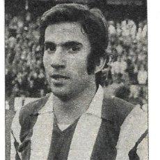 Coleccionismo deportivo: ATLÉTICO DE MADRID: RECORTE DE BERMEJO.1975. Lote 277729688
