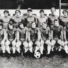 Coleccionismo deportivo: CHELSEA FC: RECORTE DE LA PLANTILLA DE LOS PRIMEROS AÑOS 70. Lote 277730998