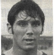 Coleccionismo deportivo: RACING DE SANTANDER: RECORTE DE SANTILLANA. 1971. Lote 277735378