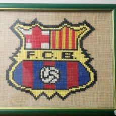 Coleccionismo deportivo: CUADRO BARCELONA. Lote 285496463