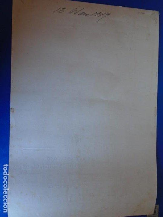 Coleccionismo deportivo: (F-210912)CARTEL 13 y 20 Marzo 1949 F.C.BARCELONA-ELFSBOR ILUSTRADO POR SEGRELLES - Foto 5 - 287997078