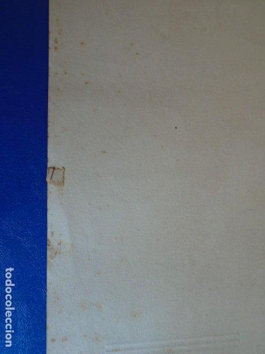 Coleccionismo deportivo: (F-210912)CARTEL 13 y 20 Marzo 1949 F.C.BARCELONA-ELFSBOR ILUSTRADO POR SEGRELLES - Foto 6 - 287997078