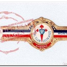 Coleccionismo deportivo: VITOLA MONTERO - LA HABANA CELTA DE VIGO. Lote 294088538