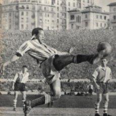 Coleccionismo deportivo: ATLÉTICO DE MADRID: GRAN RECORTE DE BEN BAREK. Lote 295486313