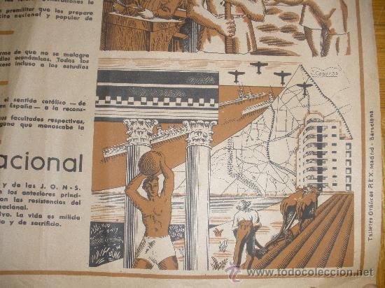 Carteles Guerra Civil: Detalle - Foto 2 - 27212867