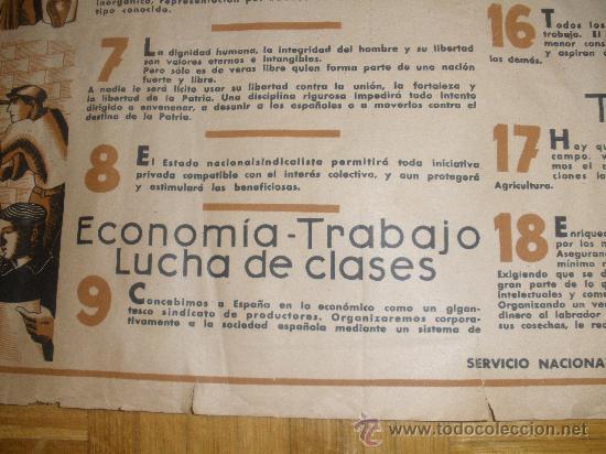 Carteles Guerra Civil: Detalle - Foto 5 - 27212867