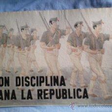 Plakate Spanischer Bürgerkrieg - Cartel guerra civil española .42x30 cms.antiguas reproducciones - 28551305