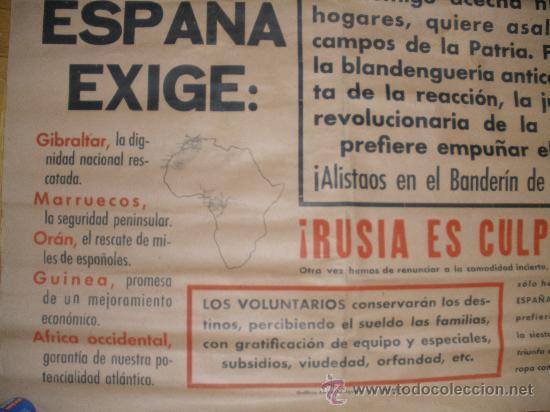 Carteles Guerra Civil: Detalle - Foto 2 - 29288293