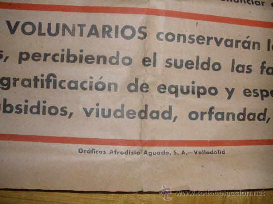 Carteles Guerra Civil: Detalle - Foto 3 - 29288293