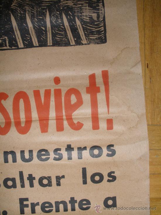 Carteles Guerra Civil: Detalle - Foto 6 - 29288293