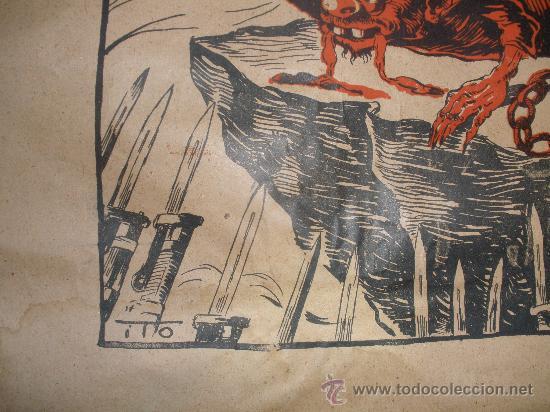 Carteles Guerra Civil: Detalle - Foto 7 - 29288293