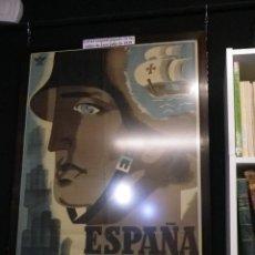 Carteles Guerra Civil: CARTEL DE LA GUERRA CIVIL 1939. Lote 42350519