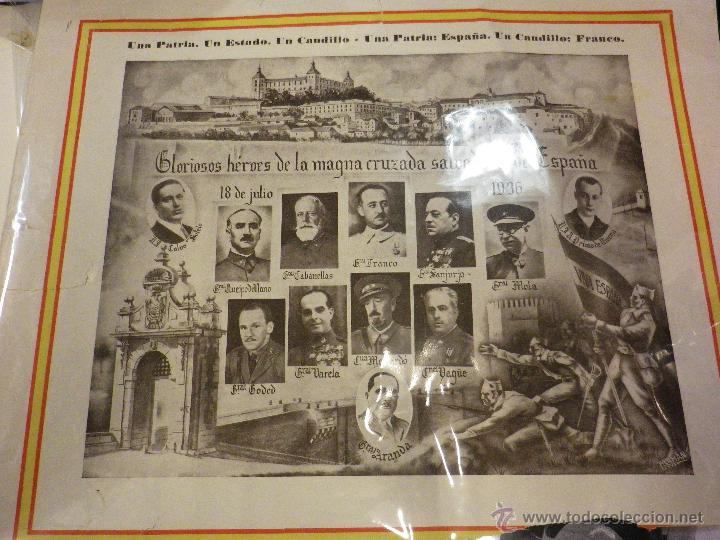 CARTEL GUERRA CIVIL 1936 (Coleccionismo - Carteles Gran Formato - Carteles Guerra Civil)
