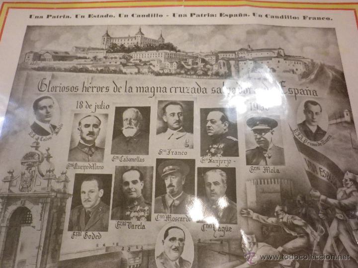 Carteles Guerra Civil: Cartel Guerra Civil 1936 - Foto 2 - 142130589