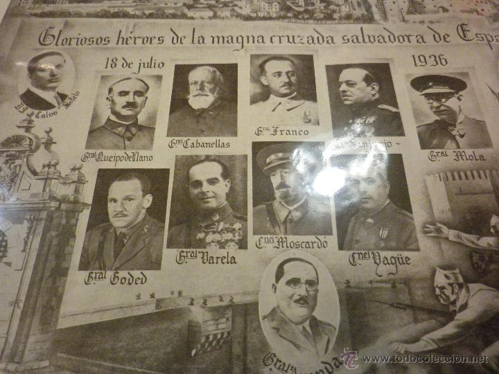 Carteles Guerra Civil: Cartel Guerra Civil 1936 - Foto 3 - 142130589