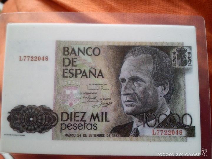 CALENDARIO DE BOLSILLO BANCO DE ESPAÑA. AÑO 1996. (Coleccionismo - Carteles Gran Formato - Carteles Guerra Civil)