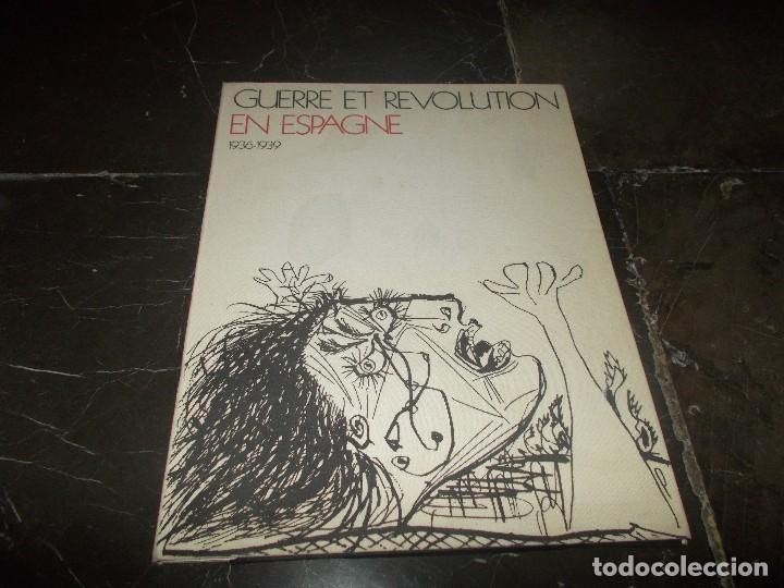GUERRE ET REVOLUTION EN ESPAGNE 1936-1939 (Coleccionismo - Carteles Gran Formato - Carteles Guerra Civil)
