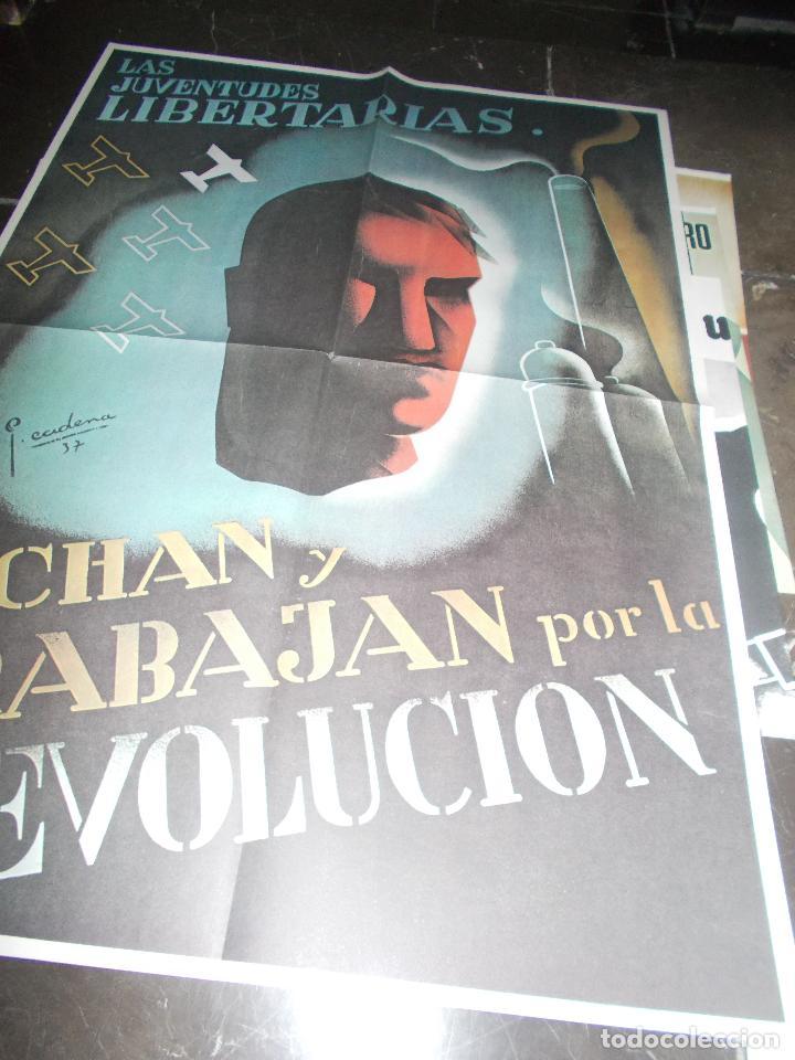 Carteles Guerra Civil: GUERRE ET REVOLUTION EN ESPAGNE 1936-1939 - Foto 4 - 61997820