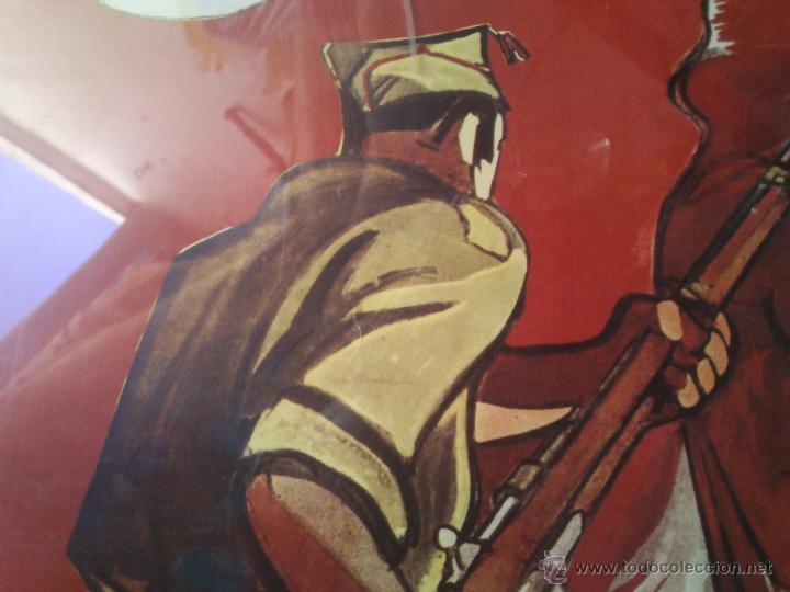 Carteles Guerra Civil: cartel. jamas. 41 x 67 - Foto 2 - 66446170