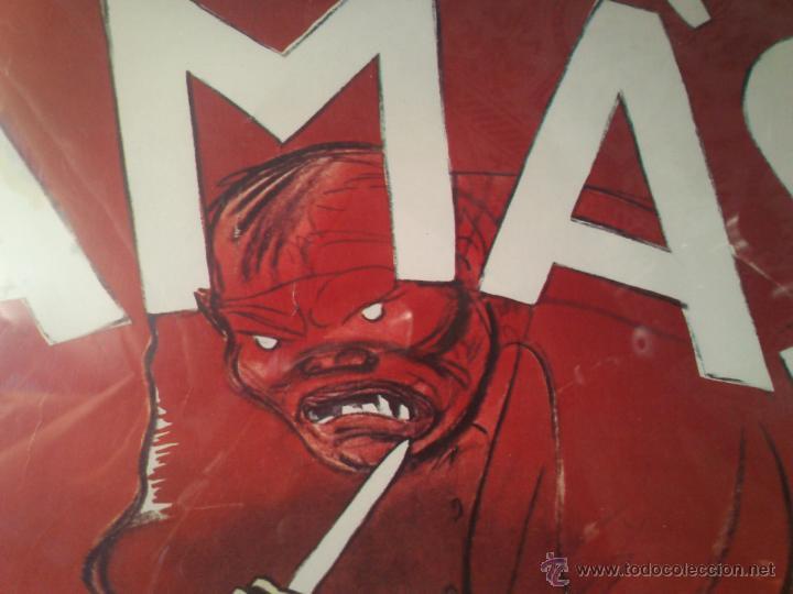 Carteles Guerra Civil: cartel. jamas. 41 x 67 - Foto 3 - 66446170