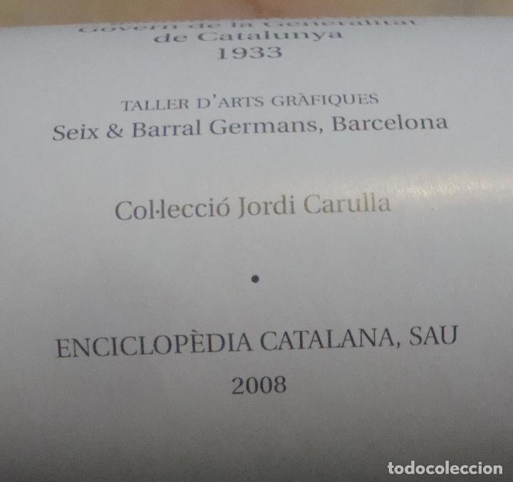 Carteles Guerra Civil: CARTEL REPRODUCCION JOSEP MORELL MEDIDAS 68,5 X 100 - Foto 6 - 69700057