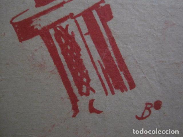 Carteles Guerra Civil: CARTEL BON-2 DE MAYO EL ARTE POR NUESTRA INDEPENDENCIA - AÑO 1938-GUERRA CIVIL -VER FOTOS-(V-11.235) - Foto 5 - 87441460