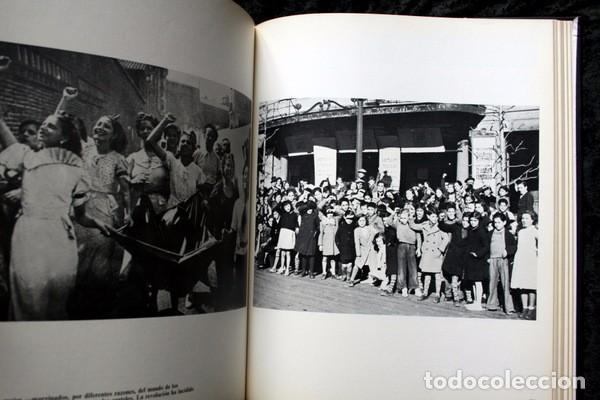 Carteles Guerra Civil: LIBRO CARTELES DE LA REPUBLICA Y DE LA GUERRA CIVIL - MUY ILUSTRADO - TAPA DURA - Foto 5 - 92096790