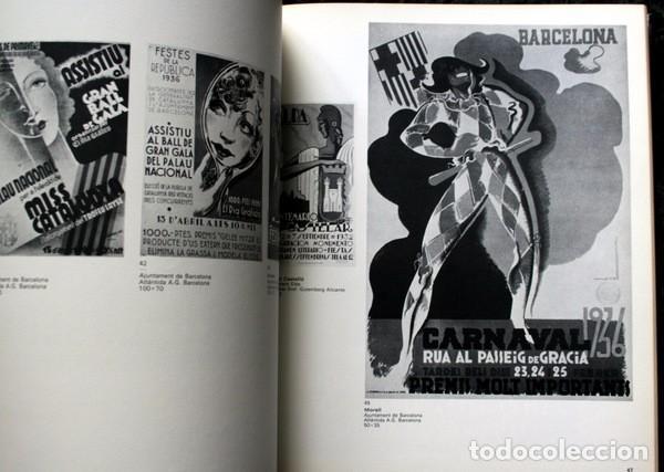 Carteles Guerra Civil: LIBRO CARTELES DE LA REPUBLICA Y DE LA GUERRA CIVIL - MUY ILUSTRADO - TAPA DURA - Foto 8 - 92096790