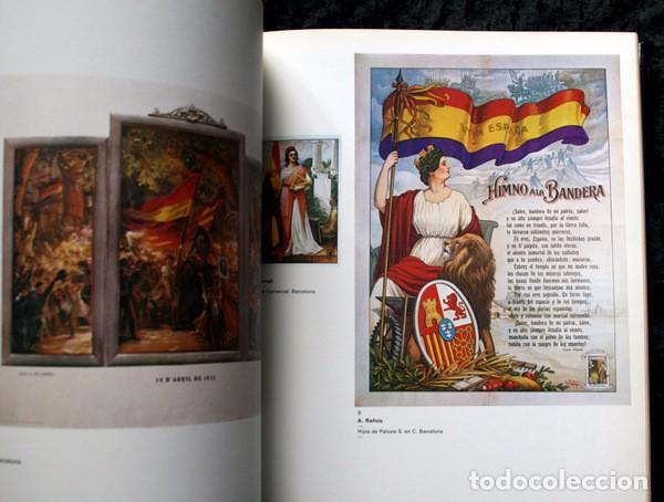 Carteles Guerra Civil: LIBRO CARTELES DE LA REPUBLICA Y DE LA GUERRA CIVIL - MUY ILUSTRADO - TAPA DURA - Foto 9 - 92096790