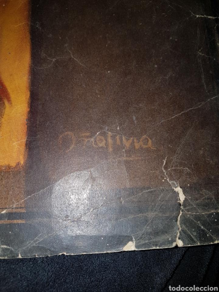 Carteles Guerra Civil: Gran cartel detente corazon Jesus guerra civil Graficas Tolosa - Foto 3 - 111919888