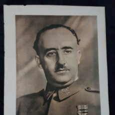 Carteles Guerra Civil: CARTEL FRANCO GUERRA CIVIL. Lote 111925760