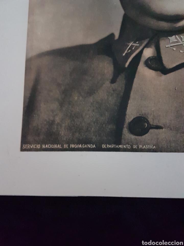 Carteles Guerra Civil: Cartel Franco Guerra civil - Foto 2 - 111925760