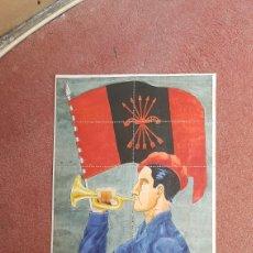 Carteles Guerra Civil: CUPONES RACIONAMIENTO. Lote 128778968