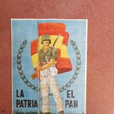 Carteles Guerra Civil: CUPONES RACIONAMIENTO. Lote 128780860