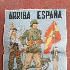 Carteles Guerra Civil: CARTEL GUERRA CIVIL. Lote 128781568