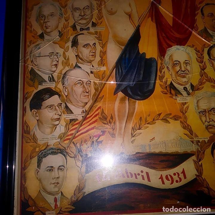 Carteles Guerra Civil: CARTEL GOBIERNO 14 DE ABRIL DE 1931, VER FOTOS. - Foto 2 - 135128946
