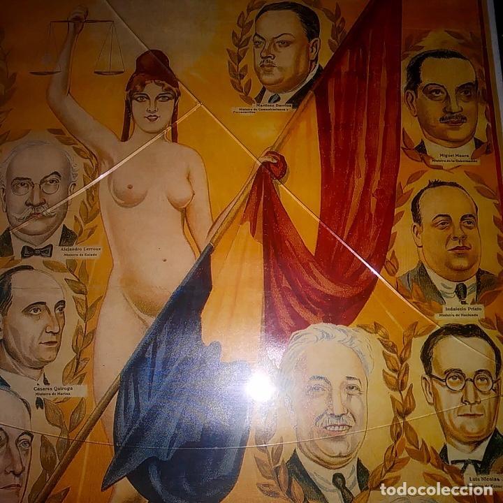 Carteles Guerra Civil: CARTEL GOBIERNO 14 DE ABRIL DE 1931, VER FOTOS. - Foto 4 - 135128946
