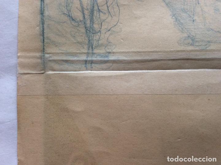 Carteles Guerra Civil: CARTEL GUERRA CIVIL. AYUDA A MADRID. ¿QUE HACES TÚ PARA EVITAR ESTO? . ANÓNIMO. 27.5 X 39.5 CMS. - Foto 10 - 138296966